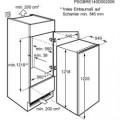 Frigider incorporabil Electrolux ERN2201AOW