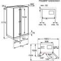 Side by Side Electrolux EAL6142BOX