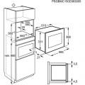 Cuptor microunde AEG MSD2543S-M