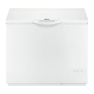 Lada frigorifica Zanussi ZFC31400WA