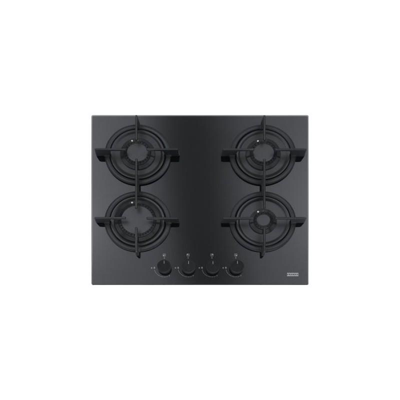 Plita Franke KS FHCR 604 4G HE BK C Cristallo nero